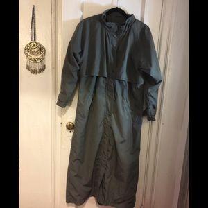 L.L. Bean Long Raincoat...on Sale! Lowered Price